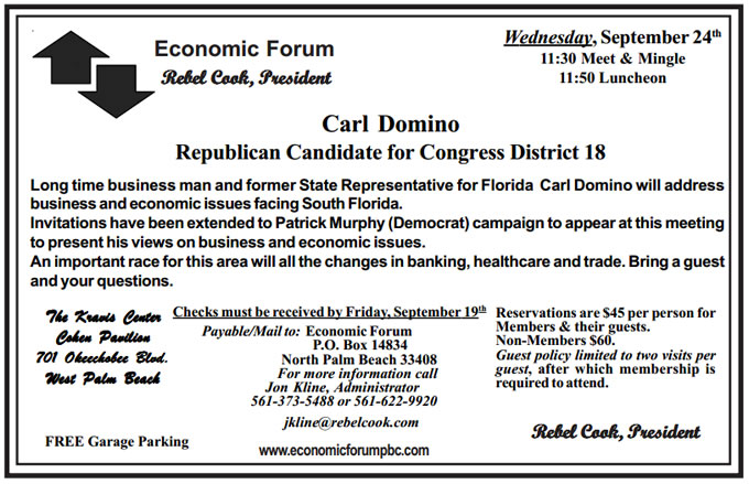 carl-domino-republican-candidate-economic-forum-event-sept-2014